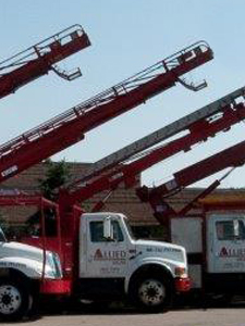 Allied Signs sign installation services